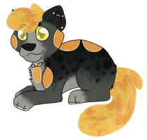 Fire Pot Adopt :OPEN: by InkQueenPilus
