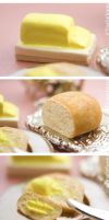Bread And Butter Details by kalos-eidos-skopein