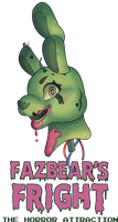 Fazbear's Fright:: T-shirt by BoopBear