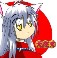 InuYasha- lonely by roxasrocksmysocks