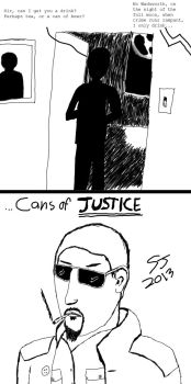 Cans of Justice by Lord-Psymon