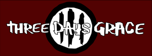 Three Days Grace by msiefker14