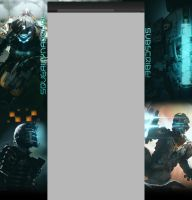 deadspace YT BG | requested by SqueakyNarwhal by sk3tchhd