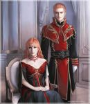 Melisi Royal Family by omupied