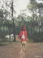 Little Red Riding Hood by Brizzolatto55