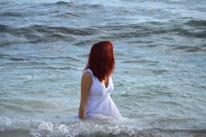 white sea lady4 by sempiterna-stock
