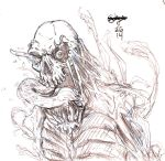 Symbiote September 2014 - Day 26 by OrionSTARB0Y