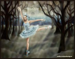 Swan Lake - Odette by wishluv