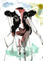 cow by zileart