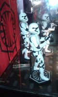First Order Stormtroopers 5 by thereanimatedunknown
