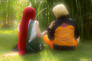 I'll be there wherever you are by HimeYukiko