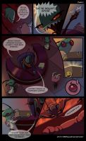 IZ-BTE Fan Comic: Ch1-Pg4 by CGIgal