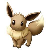 Pokemon 133 - Eevee by illustrationoverdose