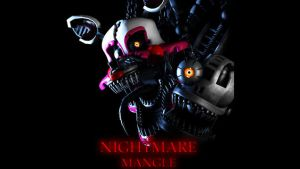 Nightmare Mangle (Read the Description) by PugLover114