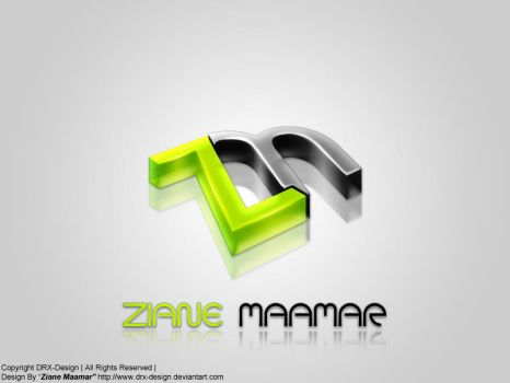 ZM 3D Logo by DRX-Design
