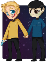 Space boyfriends by phillipant