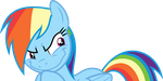 Vector #163 - How The Dash Stole Winter! by DashieSparkle