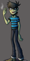 Phase 4 Murdoc by Ashesfordayz