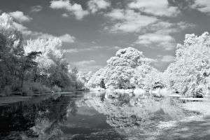 IR Abney House Park Lake 2 by Okavanga