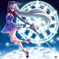 RWBY Vol 4 -  Graceful Weiss Schnee by jadenkaiba