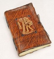 Aquarius Horoscope Book by gildbookbinders