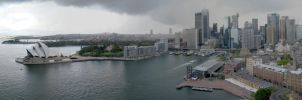 Storm's'a Brewing in Sydney by do7slash