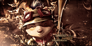 Teemo by lawfx