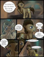 Comic: Dr Whooves Regeneration by Valross-Disaster