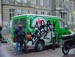Larry and the Heineken Van by JetsterDajet