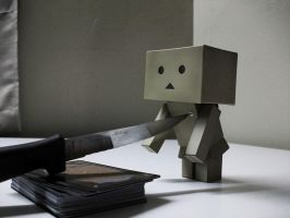 The Melancholy Deaths of Danboard 4 by Orannis0