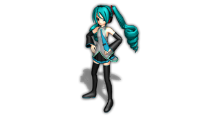 MMD - Infinite Holic pigtails !!! by KEdd-P