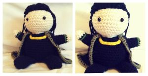 Little Loki Amigurumi by MightyMilly
