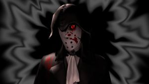 Look into my bloody eye by SkullHunter1590