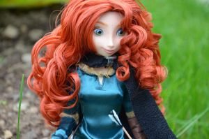 Merida Doll by Elliepamp