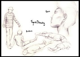 Figure Drawing 3 by Zyanny