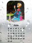 2014 calendar-June by Bj-Lydia