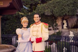 Cinderella and Prince Charming. by Noitcefni