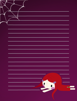 Lilith Stationary by SeraphimProphets