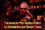 Chimichanga Flavor Town by goathoof