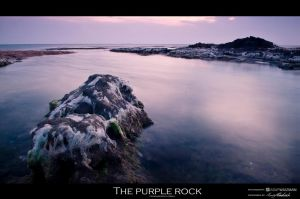 Purple Rock 1920x1272 by enemia