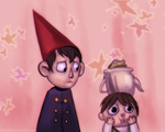 Over the garden wall by Gamibrii