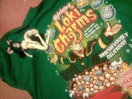 Got Me Loki Charms by AomiArmster