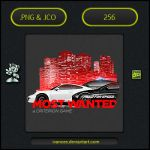 Need for Speed Most Wanted - ICON by IvanCEs