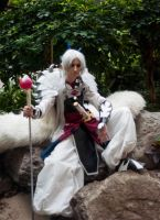 Inuyasha: Inu no Taisho 6 by J-JoCosplay