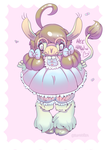 Magical Pastel Hee-Haw by The-Ottermelon