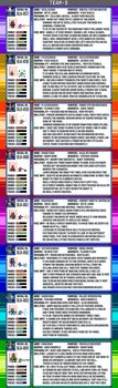 Team 8 info sheet by coyotepack