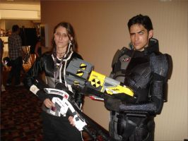 D*C 2012 - Shepard and Shepard by RebelATS