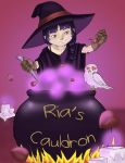 Ria's Cauldron by SaintBree