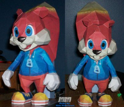 CBFD Conker Assembled by billybob884