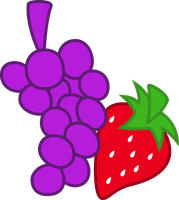 Berry Punch Cutie Mark by SilverVectors